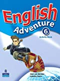 English Adventure 6 (Pt. 6) (0131110799) by Pearson