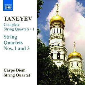 Streichquartette Vol.1 (Nr.1+3)