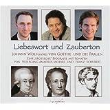 """Liebeswort und Zauberton: Goethe und die Frauen. Eine erotische Biografie umrahmt von Serenaden. Mozart und Schumann. Violine: Gregor Dierck. Klavier: Michael Balkevon """"Gregor Dierck"""""""