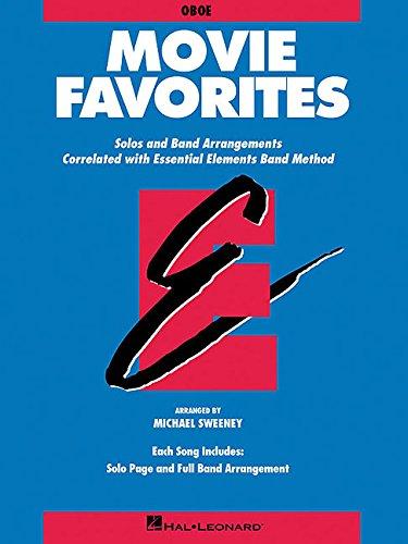 Essential Elements Movie Favorites: Oboe, by Michael Sweeney