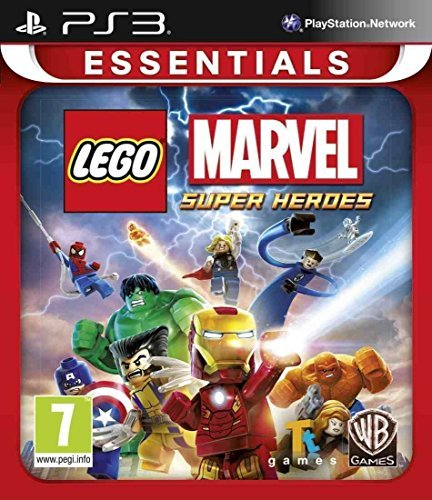 LEGO Marvel Super Heroes (PS3) (Marvel Superheroes Lego Ps3 compare prices)