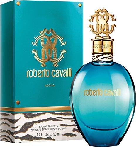 Roberto Cavalli Acqua Eau de Toilette, Donna, 50 ml