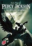 PERCY JACKSON T.05 : LE DERNIER OLYMPIEN