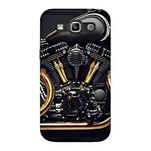 Stylish Awesome Cruise Engine Back Case Cover for Galaxy Grand Quattro