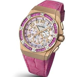 TW Steel CE4006 CEO Edición Kelly Rowland - Reloj cronógrafo (44mm)