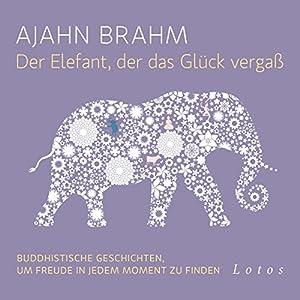 Der Elefant, der das Glück vergaß Hörbuch