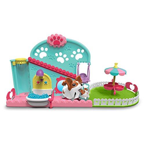 Clumsy Puppies Care Center Playset (Bizak 61926714)