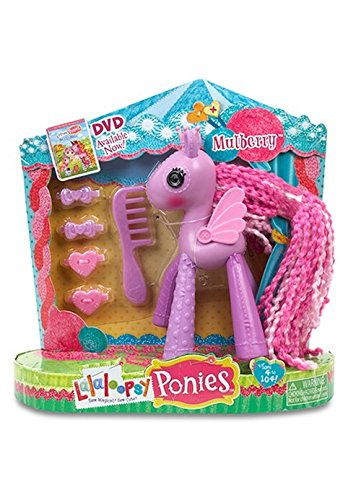 Lalaloopsy Ponies- Mulberry