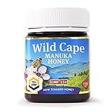 Wild Cape (ワイルドケープ) マヌカハニー UMF15+ MGO500+ 250g ニュージーランドマヌカハニー協会(UMFHA)認定 成分検査成績書取得