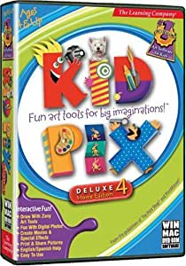 Learning Company Kid Pix Deluxe 4