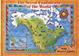 The Seven Continents of the World: Jigsaw Book