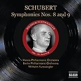 Schubert : Symphonies n° 8 et n° 9