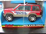 Nylint Steel Toys 4x4 Explorer Truck Dinty Moore