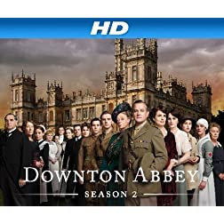 Masterpiece: Downton Abbey Original UK Version Season 2 [HD]
