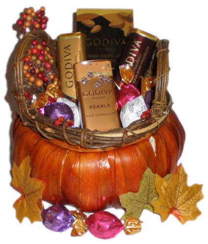 Godiva Gourmet Fall Chocolate Gift Basket