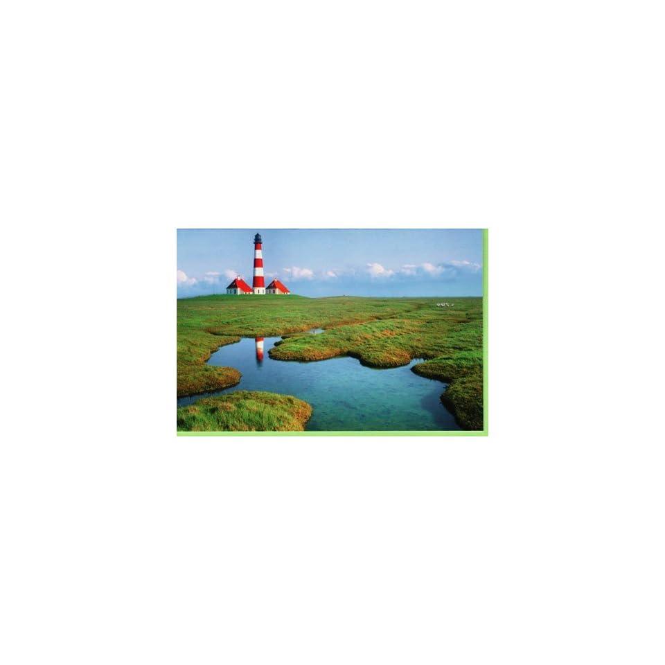 Grusskarte Leuchtturm Westerhever Burobedarf On Popscreen