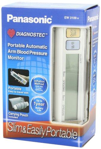 Panasonic松下 EW3109W 上臂式电子血压计图片