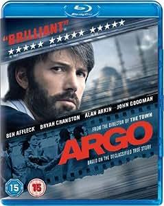 Argo [Blu-ray] (Region Free)
