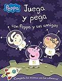 Peppa Pig. Juega Y Pega Con Peppa Y Sus Amigos