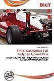 1994 Australian FAI Indycar Grand Prix