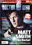 DOCTOR WHO MAGAZINE BACK ISSUE #417 MATT SMITH IS THE DOCTOR - DAVID TENNANT - BARRY LETTS