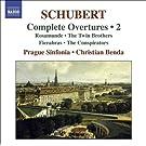 Schubert, F.: Overtures (Complete), Vol. 2 (Prague Sinfonia, Benda)