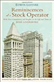 img - for Reminiscences of a Stock Operator: With New Commentary and Insights on the Life and Times of Jesse Livermore (Annotated Edition) [Hardcover] [2009] (Author) Edwin Lef?vre, Jon D. Markman, Paul Tudor Jones book / textbook / text book