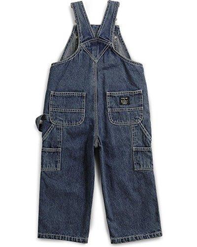 Lakin McKey Toddler Bib Overall, Size 3T