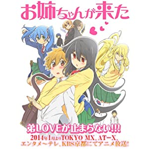 お姉ちゃんが来た [Blu-ray] (Amazon)