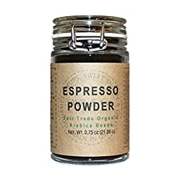 Espresso Powder by JAVA & Co., Made from Fair Trade Organic Arabica Beans