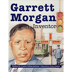 GARRETT MORGAN, SOFTCOVER, SINGLE COPY, BEGINNING BIOGRAPHIES