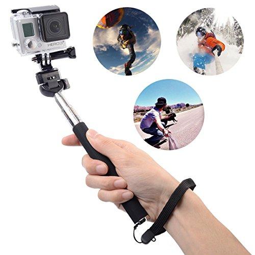 xcsource-auto-verrouillage-telescopique-pole-extensible-camera-a-lepaule-et-trepied-pour-gopro-hero-