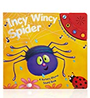 Incy Wincy Spider Book