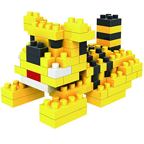 LOZ mini Diamond blocks building set - Tiger