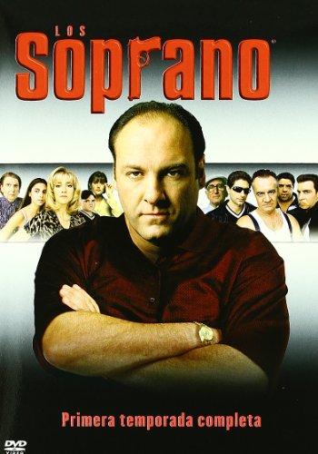 Los Soprano (Serie 1) [DVD]
