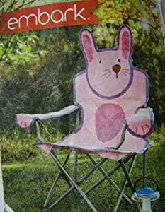 Kids' Bunny Camp Chair from Embark