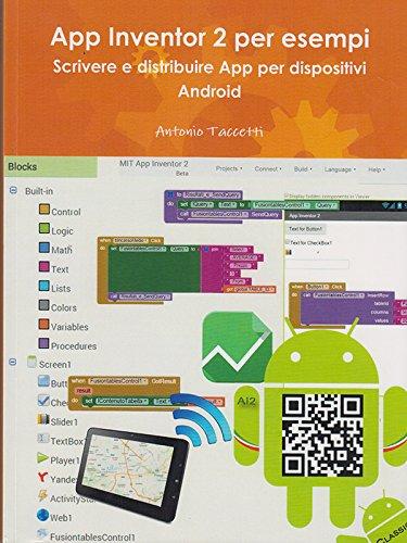App Inventor 2 per esempi PDF