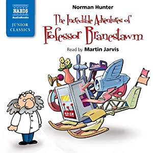 The Incredible Adventures of Professor Branestawm Audiobook
