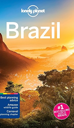 Lonely Planet Brazil (Travel Guide) [Lonely, Planet] (Tapa Dura)