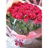 赤バラ 100本 花束 サプライズ&ゴージャス♪赤バラ100本の花束