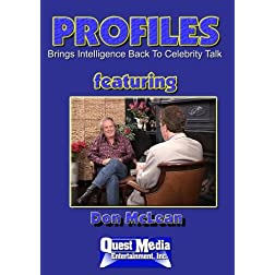 PROFILES Featuring Don McLean