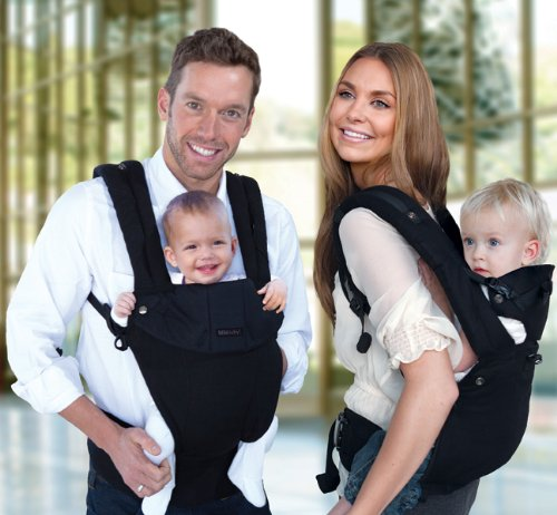 Líllébaby® Complete Baby Carrier Original - Black/Black back-20875
