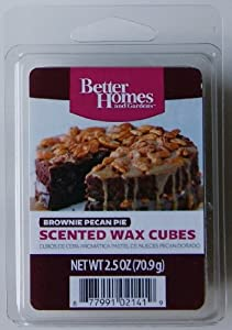 Better Homes And Gardens Brownie Pecan Pie Wax Cubes Scented Candles