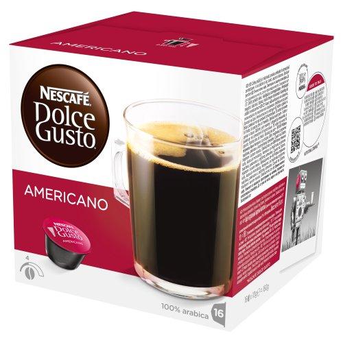 Purchase NESCAFÉ Dolce Gusto Caffe Americano 16 Capsules from Nescafe