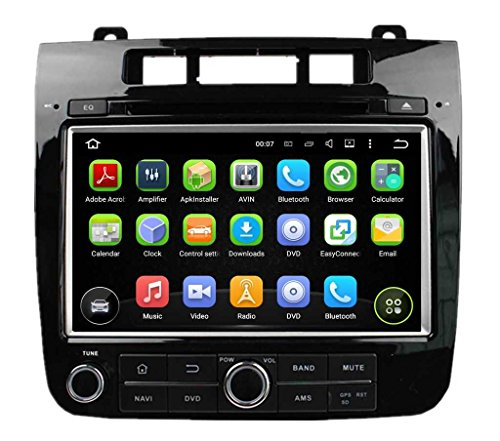 Radio-for-VW-Touareg