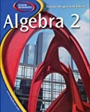 img - for Algebra 2: Teachers Wraparound Edition book / textbook / text book