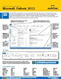 Microsoft Outlook 2013 Training & Quick Tips, Tricks & Shortcuts - 6 Page Tri-Fold (Software Quick Reference Cards)