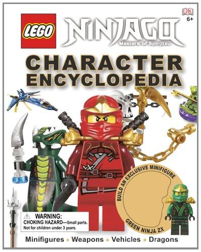 LEGO Ninjago: Character Encyclopedia