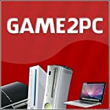 Game2PC - Capture Gameplay from Xbox 360, PS3 & Wii onto your Windows PC. Deinterlace, Crop, Resize & then Upload recordings to Youtube & Facebook. Compatible with Windows 8, 7, Vista, & XP. PC must be less than 5 years old. 14 day refund offer if you're anything less than completely delighted.