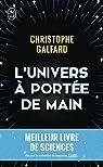 L'Univers à portée de main par Galfard